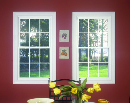 ABC Double Hung Window