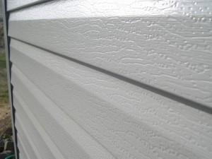 Durable ABC Seamless Siding