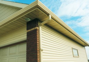 Seamless Gutters &amp; Soffit Fascia