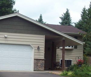 Seamless Siding Project in Maple Grove