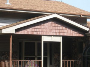 Shake Siding from ABC Seamless