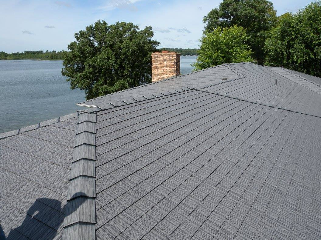 Metal Roofing From ABC Seamless Is A Great Investment. Our Systems Can Last  3 Times Longer Than Asphalt Single Roofs. We Find Many Of Our Customers  Chose A ...