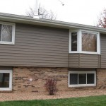 Seamless Steel Siding in Shoreview