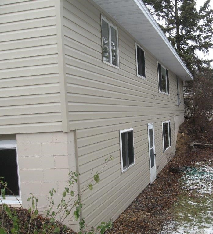 ABC Seamless Wickertone Steel Siding in Plymouth, MN