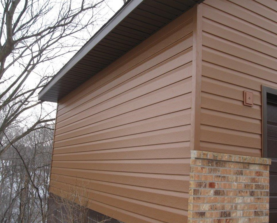Cedarwood Siding Color