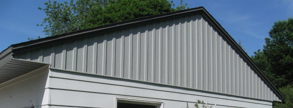 After - ABC Seamless Board & Batten Siding