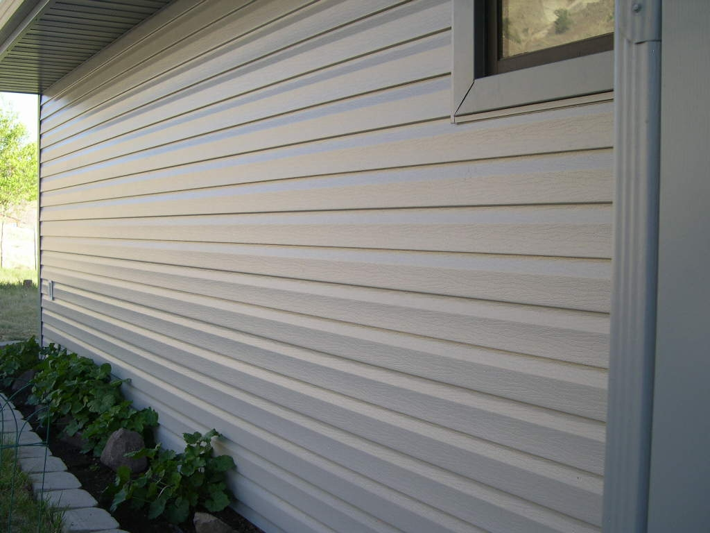 ABC Seamless Steel Siding