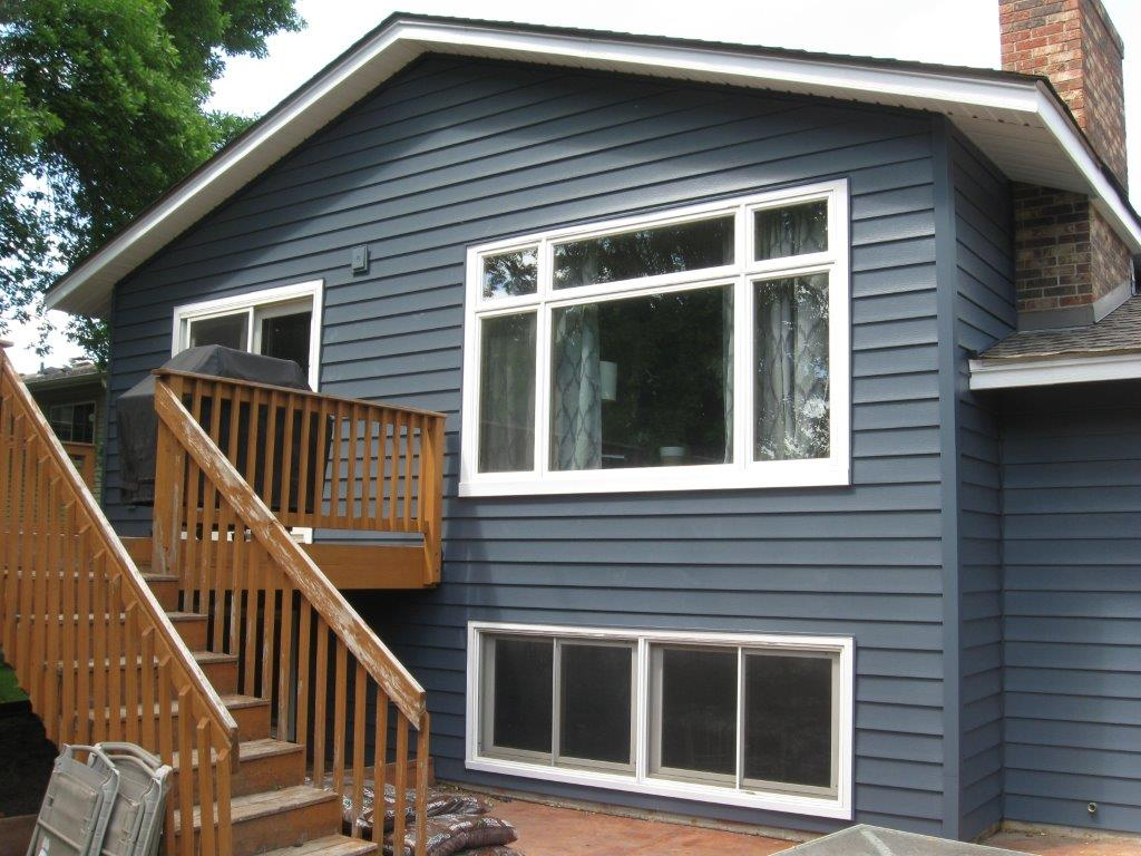 Seamless Steel Siding