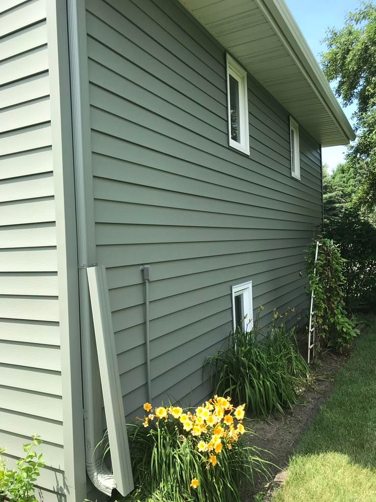 Sage Siding in Andover