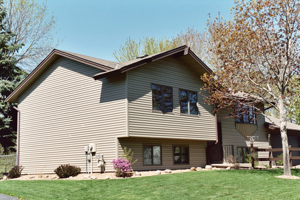 Serving Blaine Mn With Abc Seamless Siding
