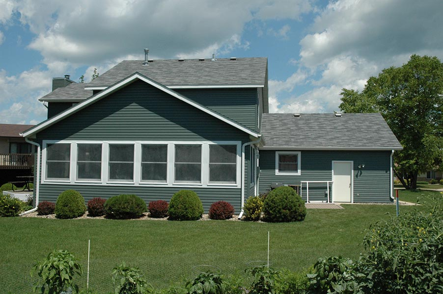 Seamless Siding Photos Seamless Steel Siding Home Photos