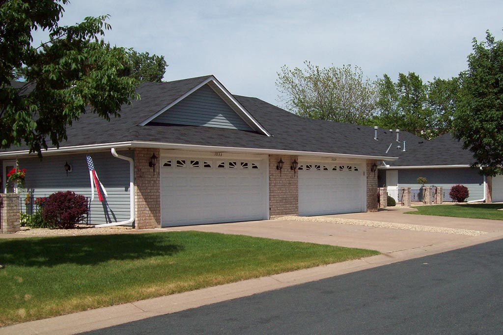 Townhome Amp Business Commercial Siding Seamless Steel