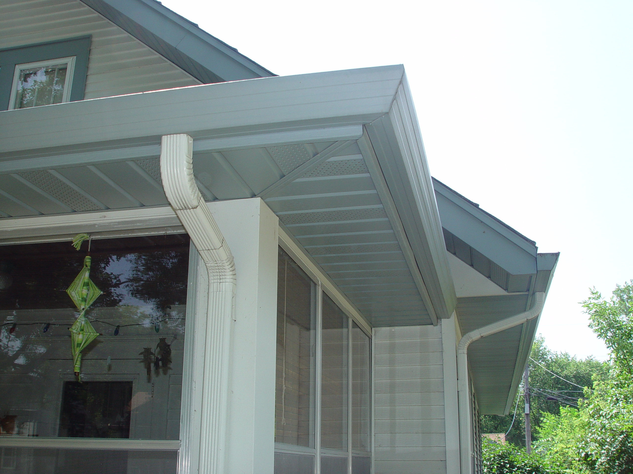 Seamless Gutter Installation Amp Maintenance Photo Gallery